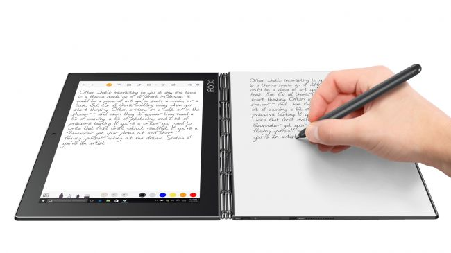 Lenovo Yoga Book 2017